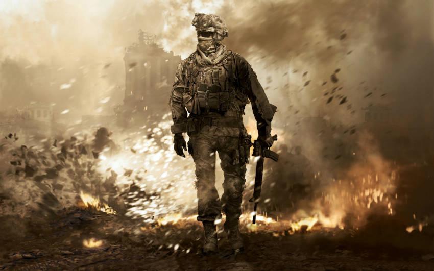 بازیهای ویدیویی تصویری اشتباه از جنگ را به نمایش میگذارند