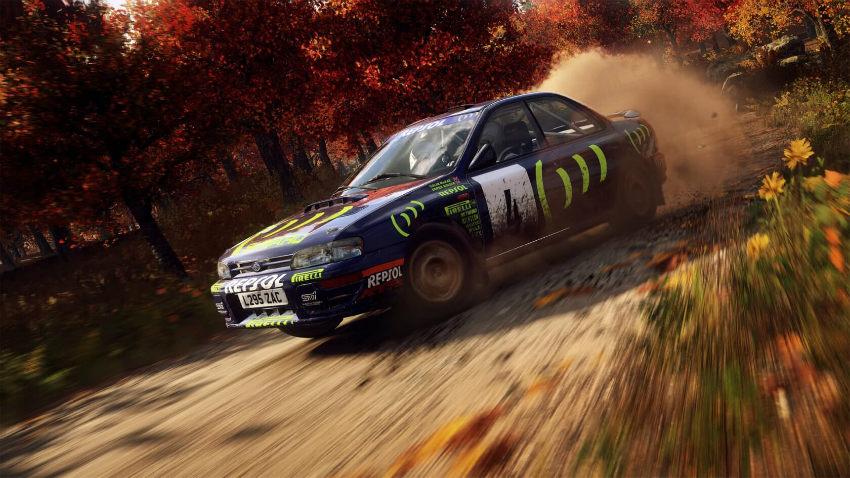 بازی Dirt Rally 2