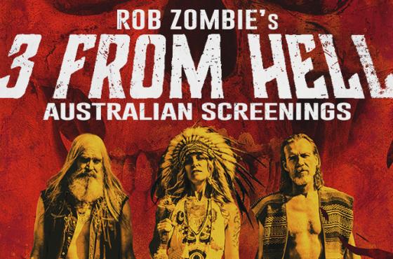نقد فیلم 3From Hell – احمقانه و خونین