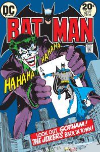 شماره 251 کمیکهای Batman
