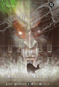 کاور کمیک Arkham Asylum: Serious House on Serious Earth
