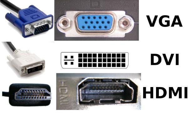 اتصال کنسول به مانیتور فاقد HDMI