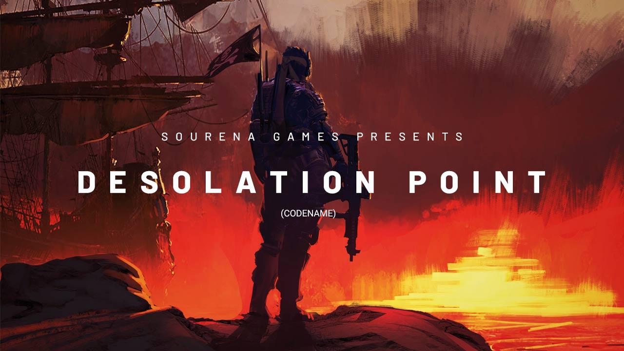 بازی جدید سورنا گیمز با اسم رمز Desolation Point معرفی شد [به روزرسانی شد]