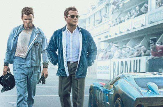 باکس آفیس: استقبال خوب از فیلم Ford v Ferrari