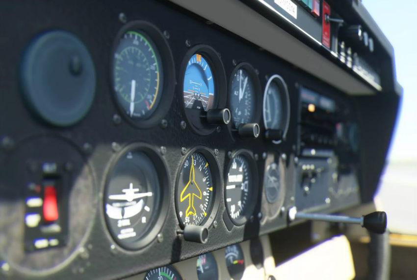 شبیه ساز پرواز Microsoft Flight Simulator