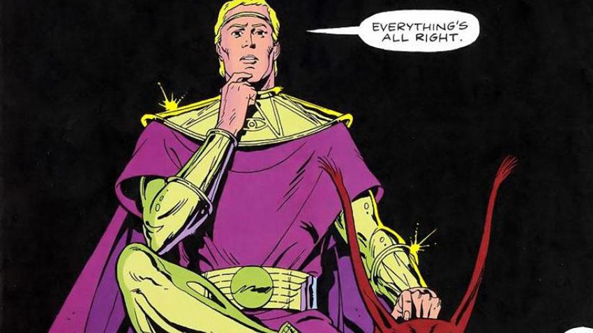 شخصیت آزیمندیس در Watchmen