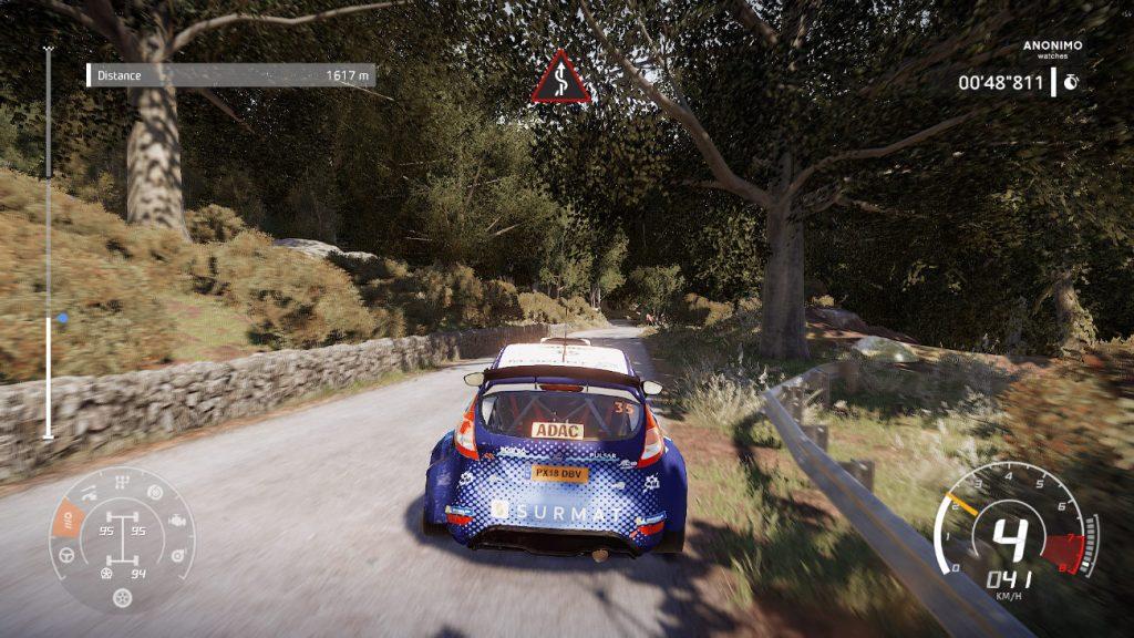 گیمپلی بازی WRC 8