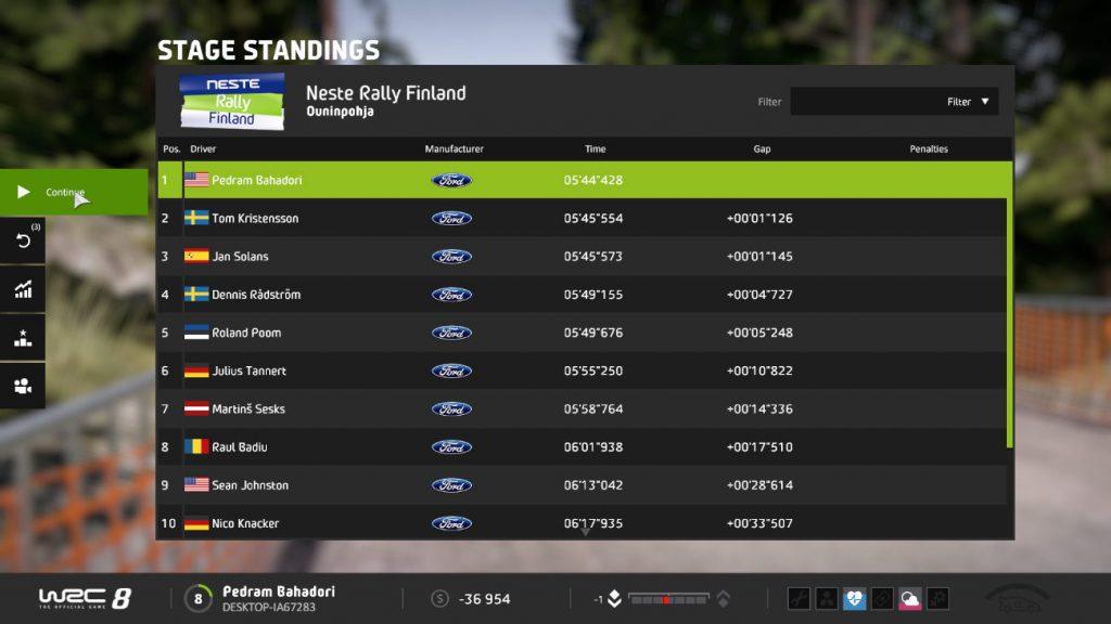 بازی WRC 8