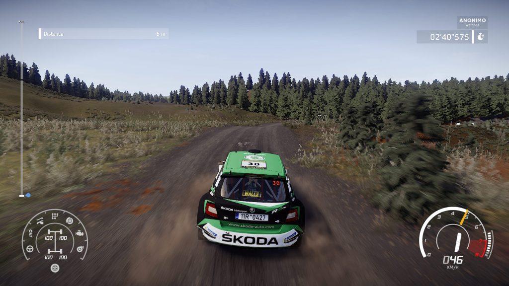 رالی شبیهساز WRC 8