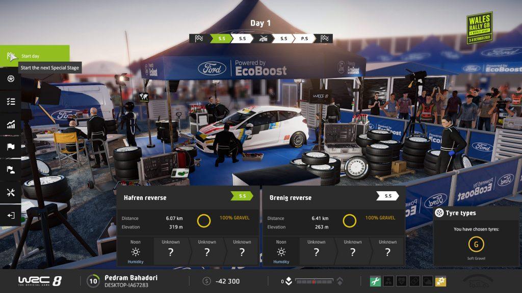 بازی رالی WRC 8