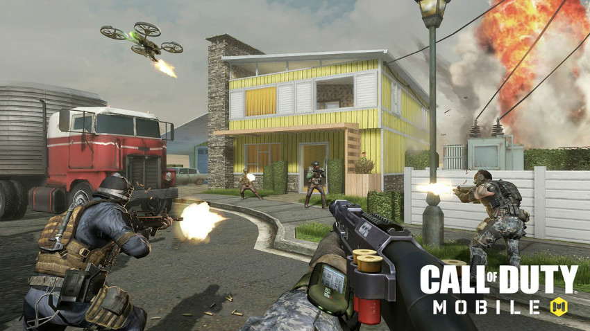 دانلود کنید: بازی Call of Duty Mobile رسماً منتشر شد