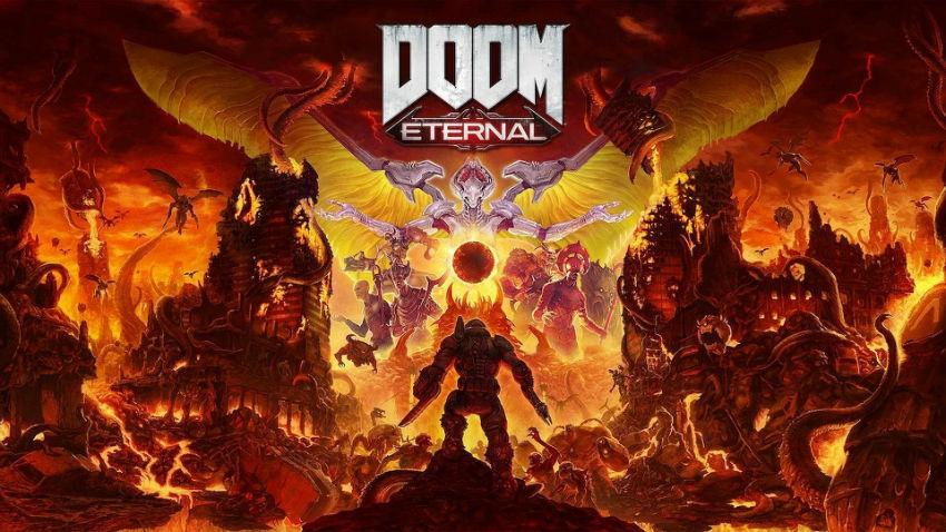 Doom Eternal را میتوان با نرخ ۱۰۰۰ فریم بر ثانیه اجرا کرد