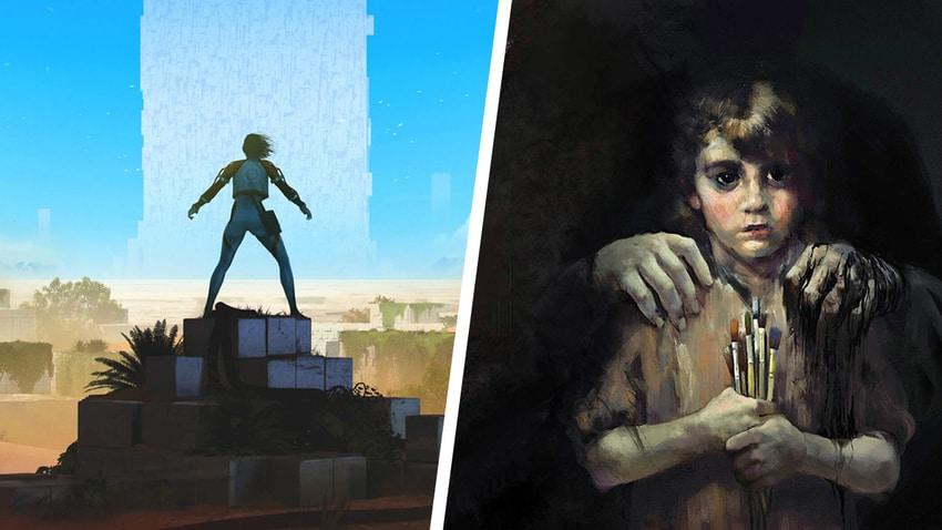 دو بازی Layers of Fear و Q.U.B.E. 2 را رایگان از فروشگاه اپیک دریافت کنید