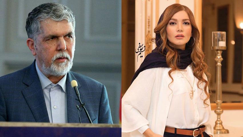 وزیر ارشاد به خاطر «بدحجابی بازیگران» به مجلس فراخوانده میشود