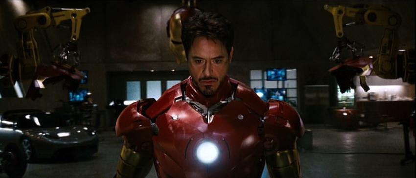 iron man رابرت دانی جونیور