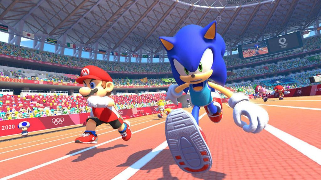 بازی Mario & Sonic at the Olympic Games: Tokyo 2020