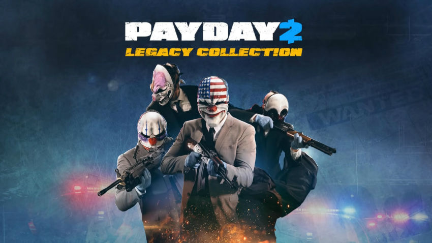 توسعه محتوای جدید برای Payday 2 از سر گرفته شد