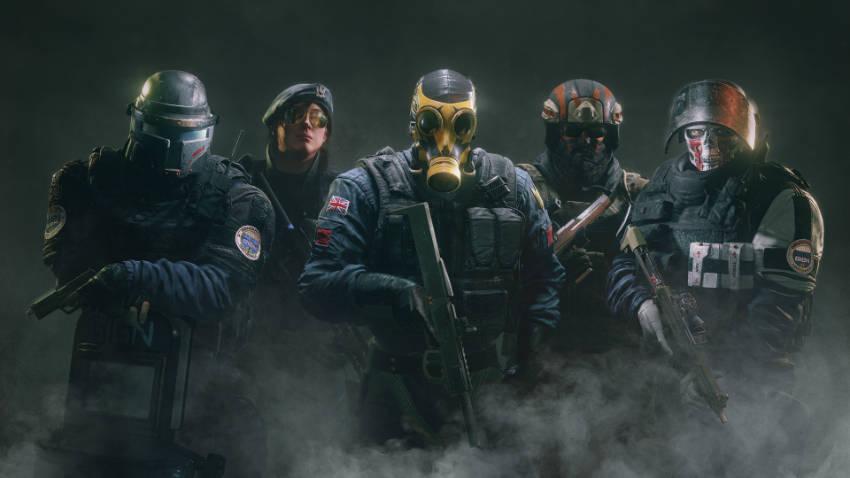 تخفیف بازی Rainbow Six Siege