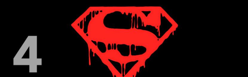 مرگ سوپرمن در کمیک