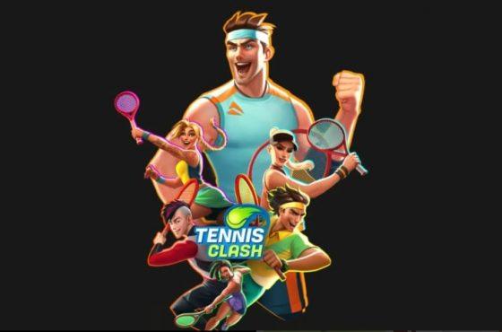 معرفی بازی شستی Tennis Clash