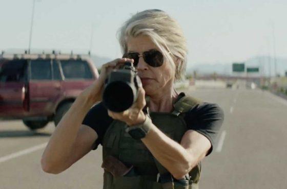 سارا کانر در کلیپ جدید Terminator: Dark Fate به مصاف ترمیناتور جدید میرود