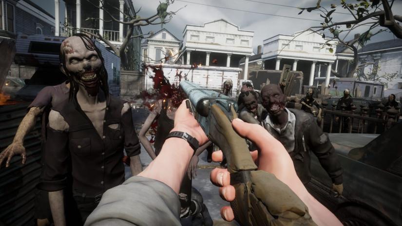 مبارزه با زامبیها با چاشنی واقعیت مجازی در تریلر معرفی The Walking Dead: Saints And Sinners