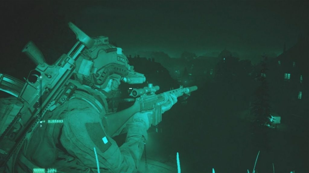 داستان Call of Duty Modern Warfare