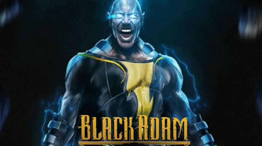 تاریخ اکران فیلم Black Adam مشخص شد