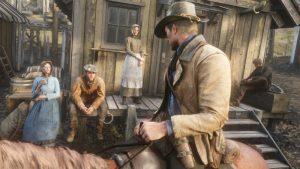 نسخه پیسی Red Dead Redemption 2 روی درجات گرافیکی پایین هم مشکلات زیادی دارد