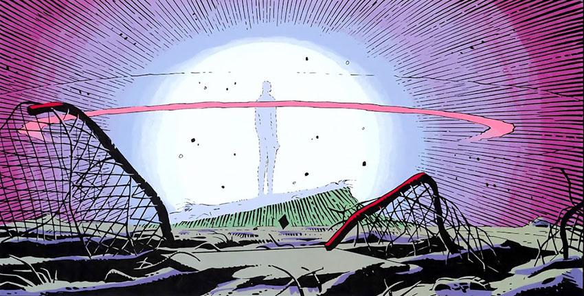 سفر دکتر منهتن به مریخ