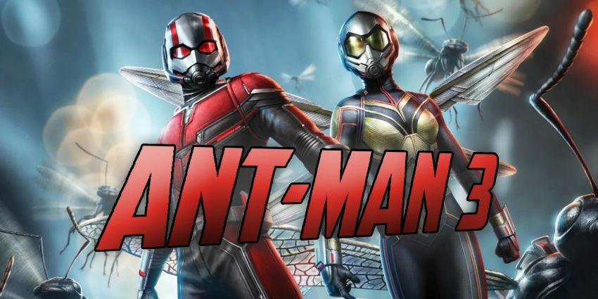Ant-Man 3 در سال ۲۰۲۲ اکران خواهد شد