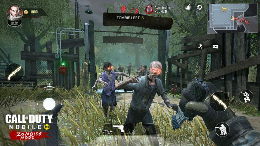 آپدیت Zombie Mode برای بازی Call of Duty Mobile در دسترس قرار گرفت