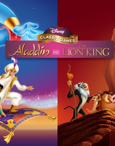 Disney Classic Games: Aladdin and The Lion King