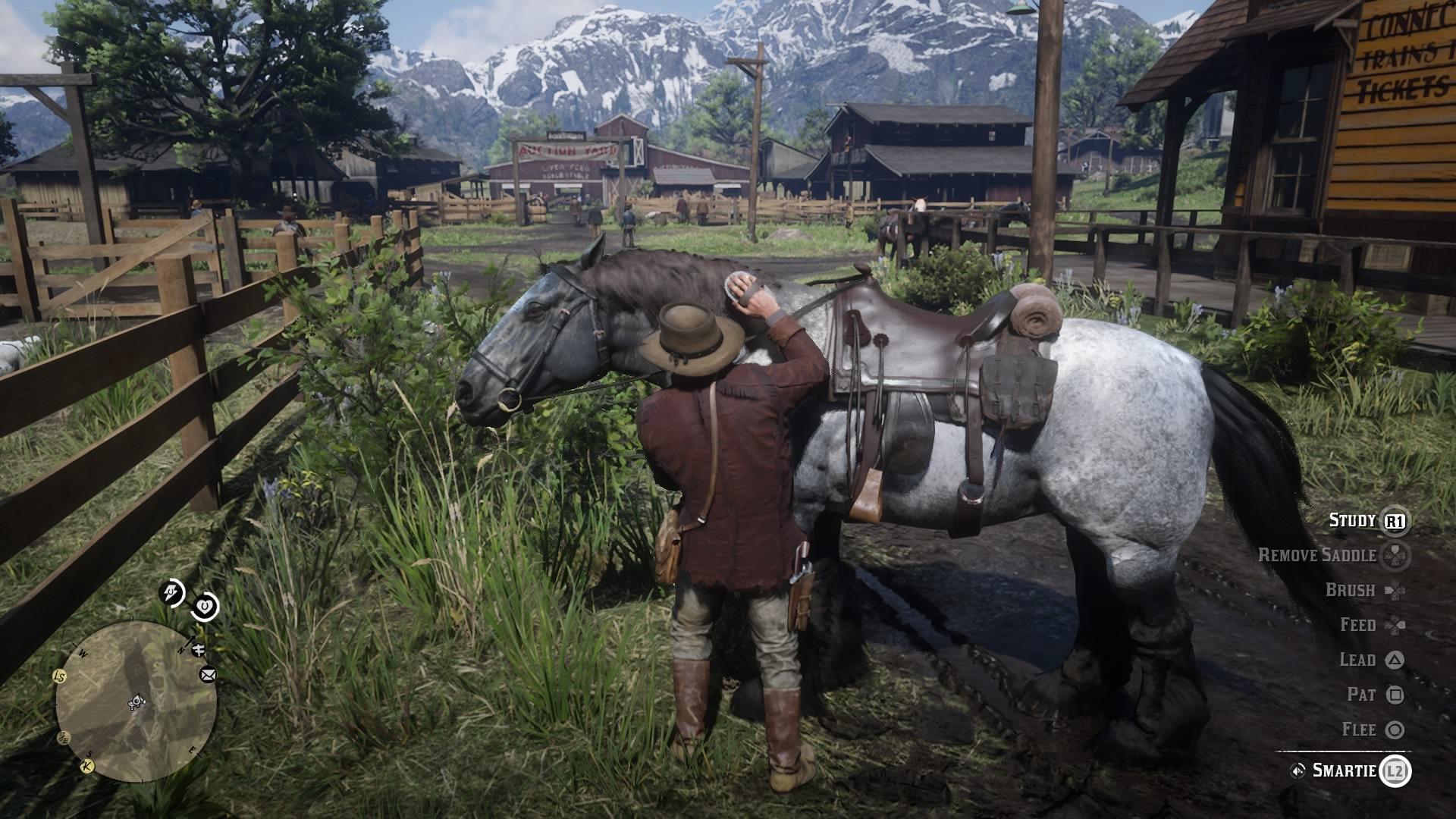 اسب ها در Red Dead Redemption 2
