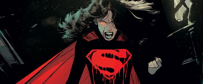 روایتی تاریکتر از داستان مرگ سوپرمن در کمیک Tales From The Dark Multiverse: The Death of Superman