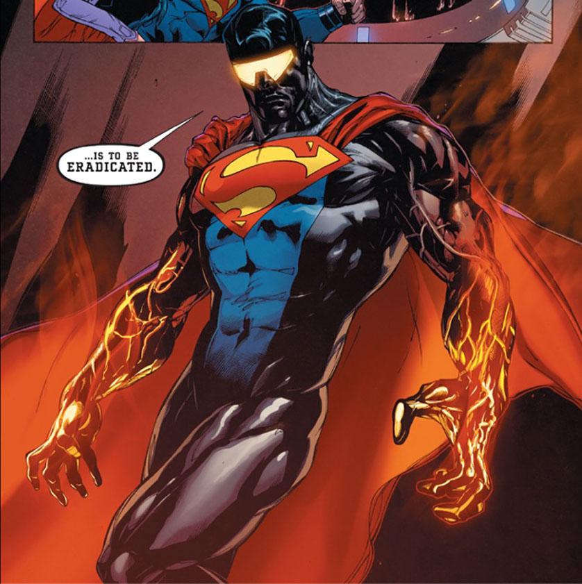 ارادیکیتر؛ فرشته نجات سوپرمن