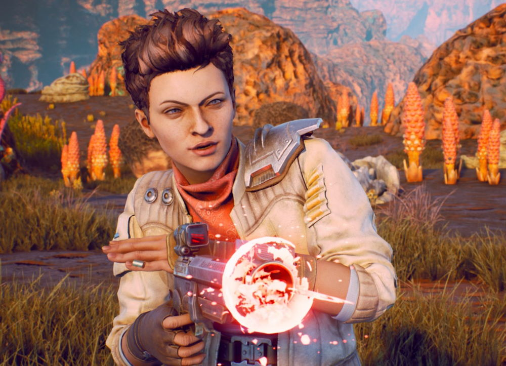 بررسی The Outer Worlds