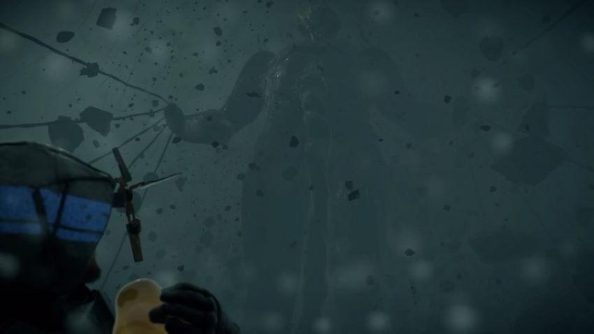 داستان بازی Death Stranding