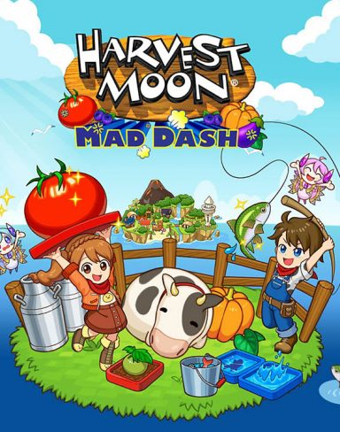 Harvest Moon Mad Dash