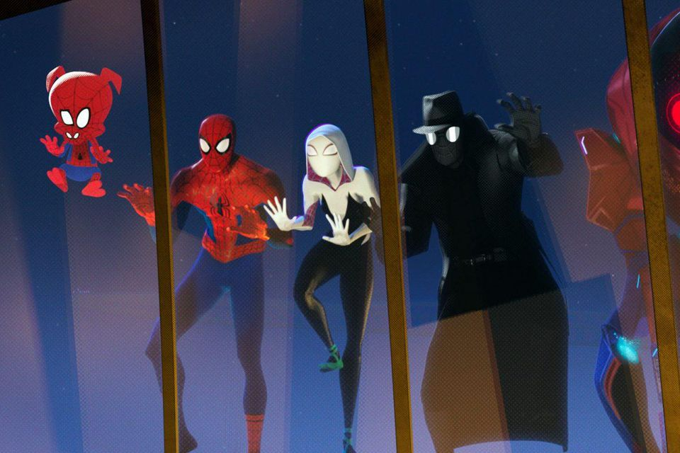 انیمیشن Spider-Man: Into the Spider-Verse
