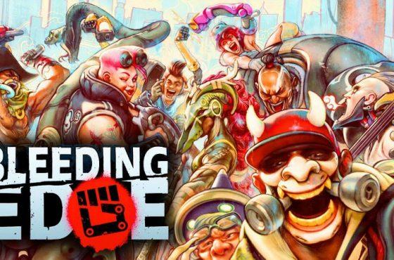 تاریخ انتشار بازی Bleeding Edge فاش شد