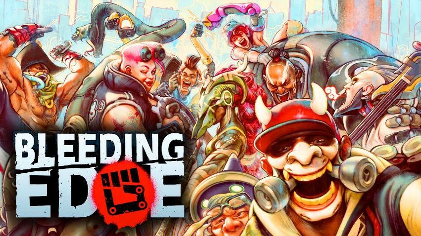 تاریخ انتشار بازی Bleeding Edge
