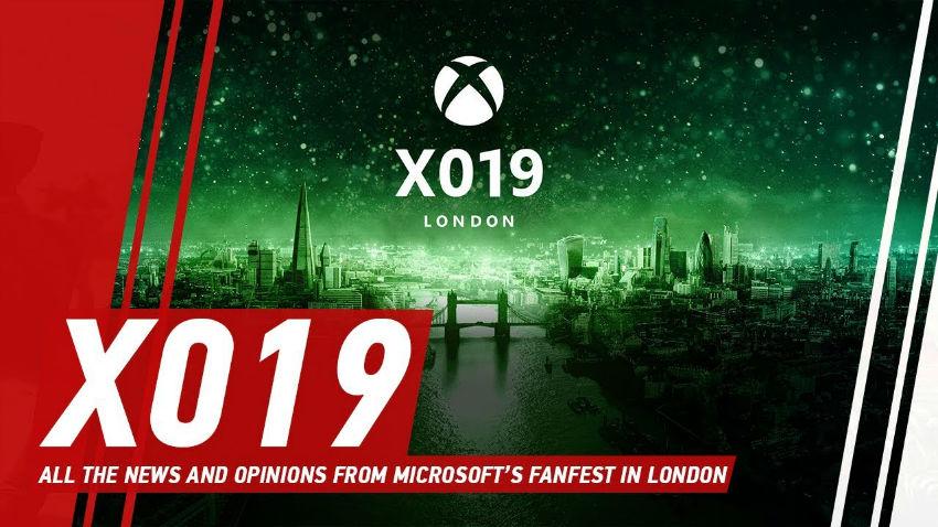 رویداد X019 مایکروسافت