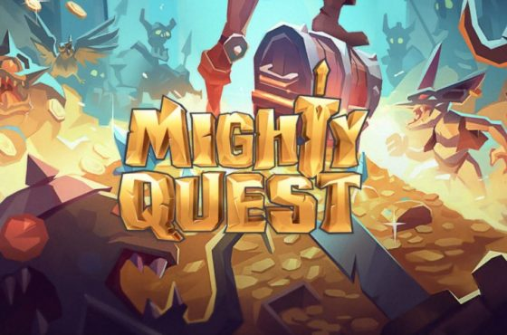 معرفی بازی شستی The Mighty Quest for Epic Loot