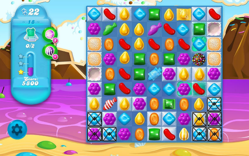 Candy Crush Soda Saga تاکنون ۲ میلیارد دلار درآمدزایی داشته