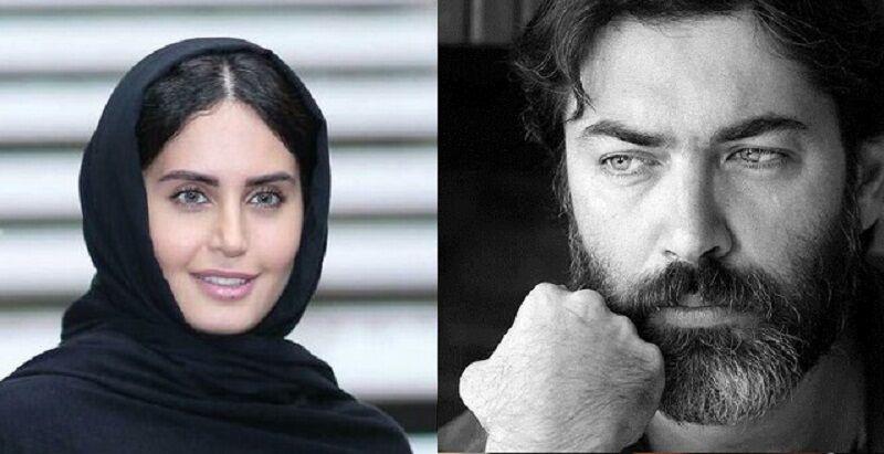 «الناز شاکردوست» و «پارسا پیروزفر» در فیلم سینمایی «تیتی»