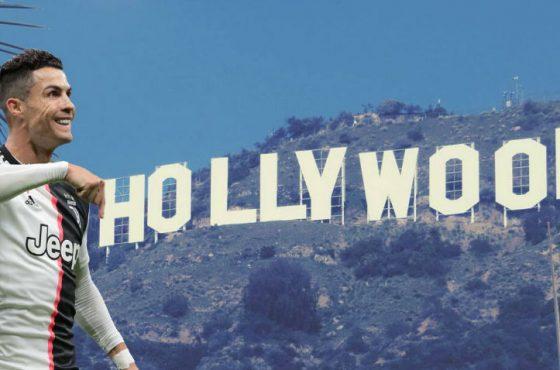 «کریستیانو رونالدو» به هالیوود میرود؟