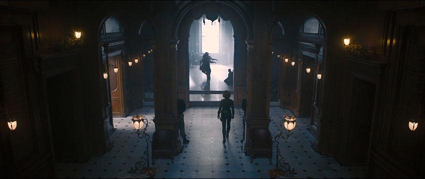اتاق سرخ در خاطرات ناتاشا رومانوف در دنیای سینمایی مارول