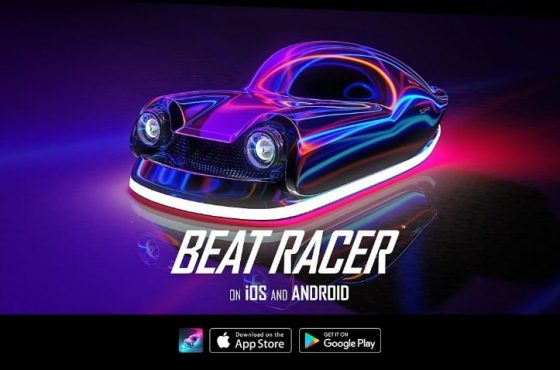 معرفی بازی شستی Beat Racer