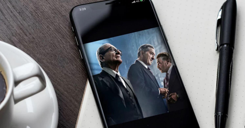 تماشای The Irishman روی موبایل لذتبخش نیست اما اتفاق مهمیست